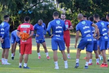 Com desfalques, Bahia finaliza preparação para duelo na Copa do Brasil | Divulgação l EC Bahia