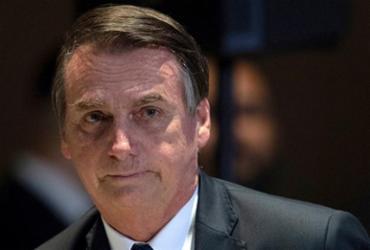 Bolsonaro divulga calculadora da 'Nova Previdência' | Mauro Pimentel | AFP