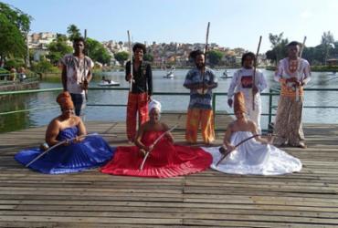 Mestres e cantadores de capoeira fazem show no Pelourinho | Iroko | Divulgação