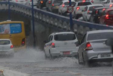 Salvador registra três deslizamentos de terra após chuvas | Raphaël Müller | Ag. A TARDE
