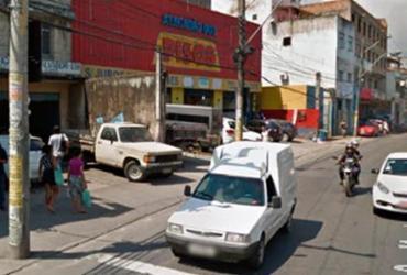 Colisão entre veículos deixa dois feridos na San Martin | Reprodução | Google Maps