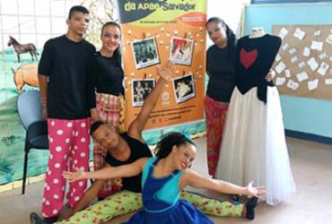 Companhia da Apae faz apresentações gratuitas em Salvador   Divulgação