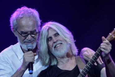 Oswaldo Montenegro e Renato Teixeira apresentam show em Salvador | Divulgação | Lívio Campos