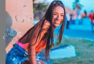 Dançarina da banda La Fúria é esfaqueada em Itapuã   Reprodução   Instagram