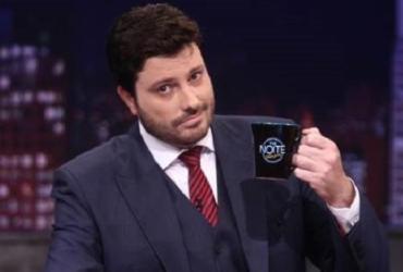 'Nem Hitler foi acusado de tanta coisa', afirma Danilo Gentili   Divulgação   SBT