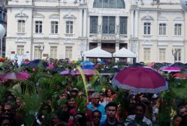 Domingo de Ramos é celebrado em Salvador   Shirley Stolze   Ag. A TARDE