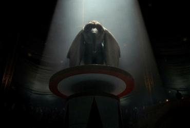 'Dumbo' lidera bilheteria com discretos US$ 45 milhões na América do Norte |