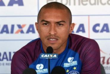 Nino diz que partida contra o Londrina foi a melhor com a camisa do Bahia   Felipe Oliveira   EC Bahia