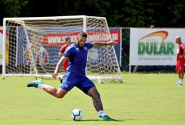 Bahia encerra preparação para duelo contra o Londrina | Felipe Oliveira | EC Bahia