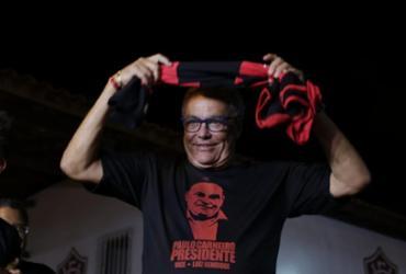 Veja as imagens da eleição no Vitória |