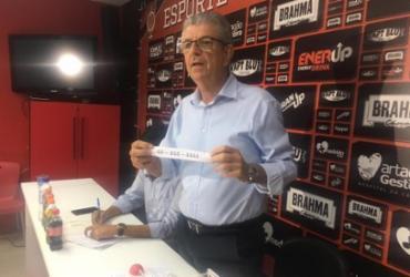 Vitória divulga números que serão usados por candidatos | Divulgação | EC Vitória