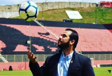 Diretor de marketing e mercado do Vitória é demitido | Reprodução | Instagram