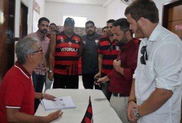 Vitória tem cinco candidatos à presidência do clube | Maurícia da Matta l EC Vitória