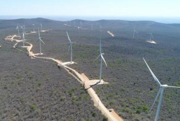 Conjunto Eólico Umburanas entra em operação na Bahia