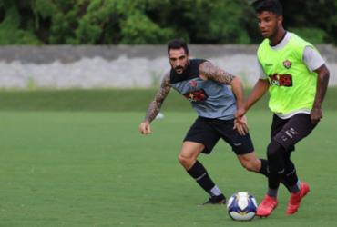 Vitória oferece para Escudero contrato até o fim da Série B | Maurícia da Matta l EC Vitória