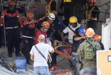 Terremoto nas Filipinas deixa ao menos 16 mortos | Ted Aljibe | AFP