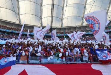 Bahia inicia venda de ingressos para decisão contra Bahia de Feira