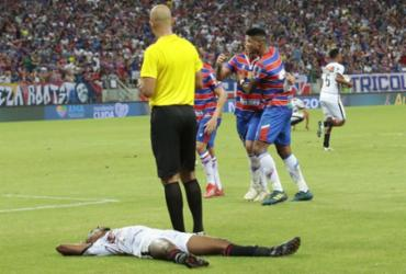 Vitória é goleado pelo Fortaleza e se despede da Copa do Nordeste | Julio Caesar / O POVO