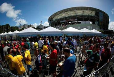 Álcool será restrito nos estádios da Copa América, diz gerente geral do torneio   Raul Spinassé   Ag. A TARDE