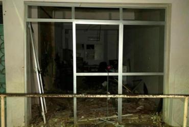 Grupo explode caixas eletrônicos de agência bancária em Arataca  