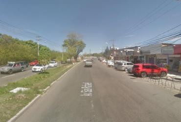 Trio atira contra polícia após assalto em mercadinho na Avenida São Rafael | Google Maps | Reprodução
