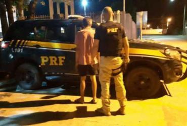 Idoso é preso após dirigir embriagado no extremo sul baiano | Divulgação | PRF
