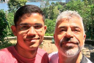 Lulu Santos oficializa união estável com Clebson Teixeira | Reprodução | Instagram