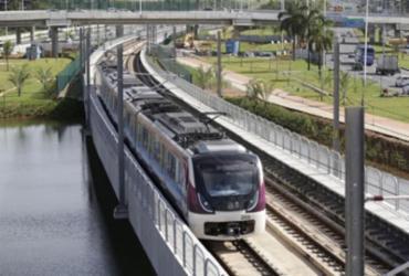 Governo estuda implantar estações do metrô no Campo Grande e Barra | Reprodução | Abifer