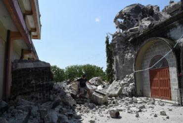 Terremoto nas Filipinas deixa pelo menos oito mortos |