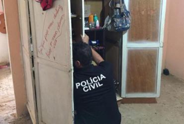 Operação #PC27: mais de 90 suspeitos são presos na Bahia   Divulgação l Polícia Civil