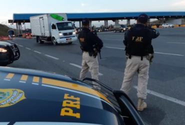 Operação intensificará fiscalização nas estradas que cortam a Bahia | Divulgação | PRF