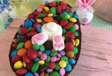Para todos os gostos: ovos tradicionais e artesanais são apostas para a Páscoa | Divulgação | Bolo das meninas