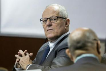 Justiça condena ex-presidente do Peru a 3 anos de prisão | Luka Gonzales | AFP