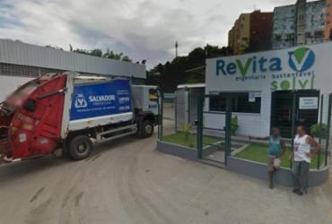 Corpo é encontrado em galpão de empresa que faz coleta de lixo | Reprodução | Google Street View