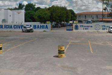 Suspeito de apedrejar e asfixiar jovem é procurado em Senhor do Bonfim   Reprodução   Google Street View