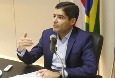 Sem aprovação da Câmara, não tem ônibus novo com ar condicionado, diz ACM Neto   Luciano Carcará   Ag. A TARDE