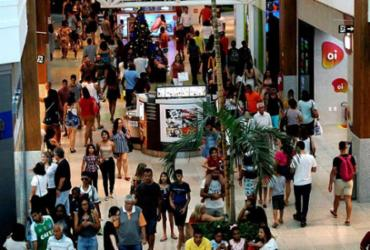 Acordo garante funcionamento de lojas no feriado de Domingo de Páscoa | Raul Spinassé l Ag. A TARDE