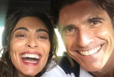 Gianecchini comemora 'reencontro' com Juliana Paes em novela | Reprodução | Instagram
