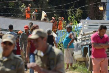 Número de mortos em desabamento de prédios no Rio sobe para 20 | Tânia Rêgo | Agência Brasil