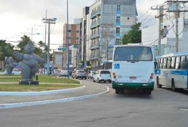 Linhas de ônibus terão trajetos alterados na avenida Oceânica | Shirley Stolze | Ag .A TARDE