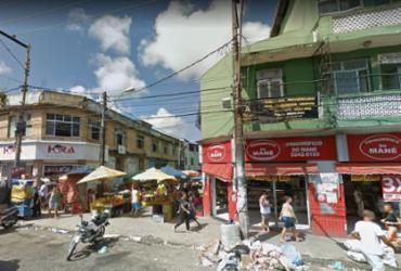 Uma pessoa morre e quatro ficam feridas na Liberdade   Reprodução   Google Street View
