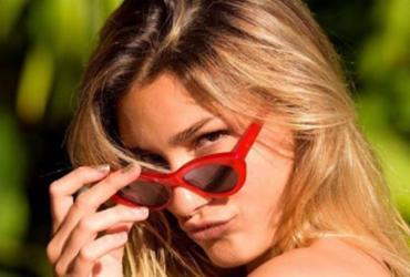 Sasha Meneghel assina pela primeira vez contrato com agência de modelos | Reprodução | Instagram