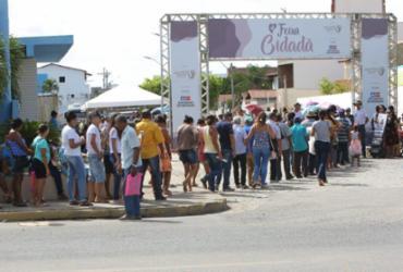 Ribeira do Pombal recebe Feira Cidadã que deverá atender a sete mil pessoas