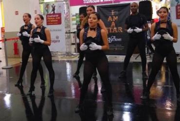 Shopping Itaigara promove atrações em homenagem ao Dia da Dança   Divulgação