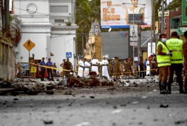 Número de mortos em ataques no Sri Lanka chega a 310 | Jewel Samad | AFP