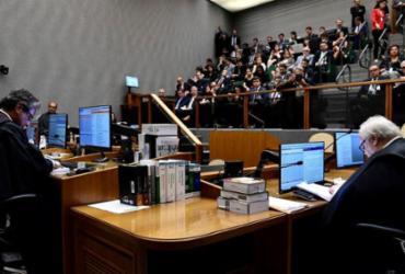 STJ reduz pena do ex-presidente Lula de 12 para 8 anos e 10 meses de prisão   Gustavo Lima l STJ