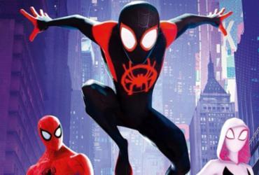 'Homem-Aranha no Aranhaverso' nas plataformas de on demand |