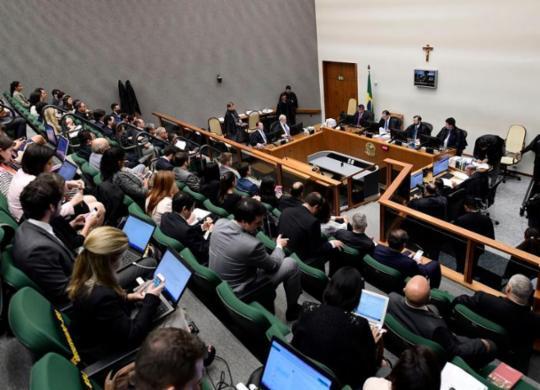 STJ reduz pena do ex-presidente Lula de 12 para 8 anos e 10 meses de prisão | Gustavo Lima l STJ