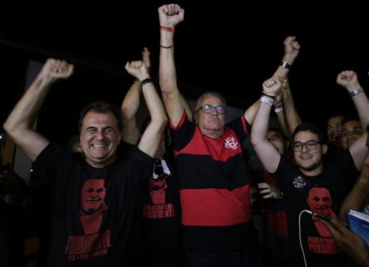 Paulo Carneiro é eleito presidente do Vitória no primeiro turno | Adilton Venegeroles | A. A TARDE