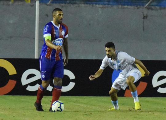 Bahia perde para o Londrina, mas se classifica às oitavas de final | Felipe Oliveira l EC Bahia